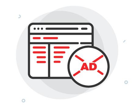 No Advertisements